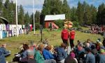Ladtjärnstorp - Scout Farm, camp, summer camp, Värmland