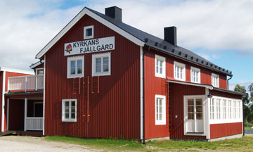 Church Fjallgard Jäkkvik